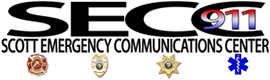 Scott Emergency Communications Center Logo
