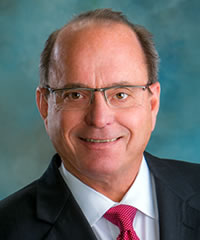 Ed Rivers, Director of Scott County Health Department