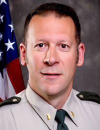 Sheriff Tim Lane