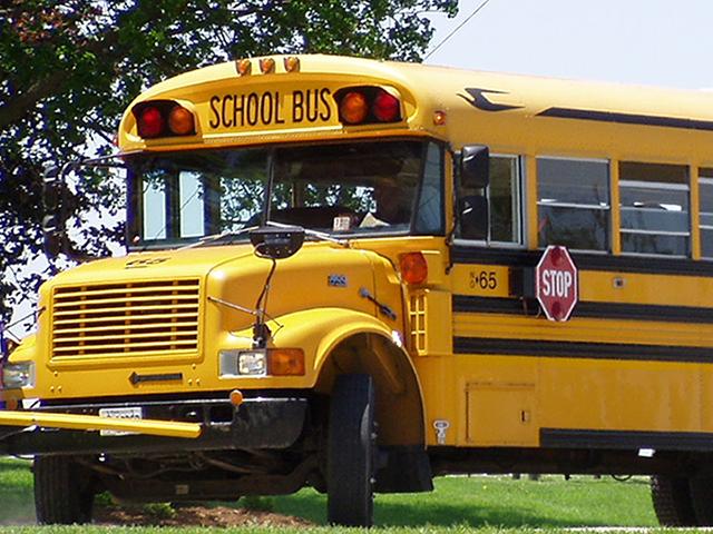 School Bus Safety Scott County Iowa