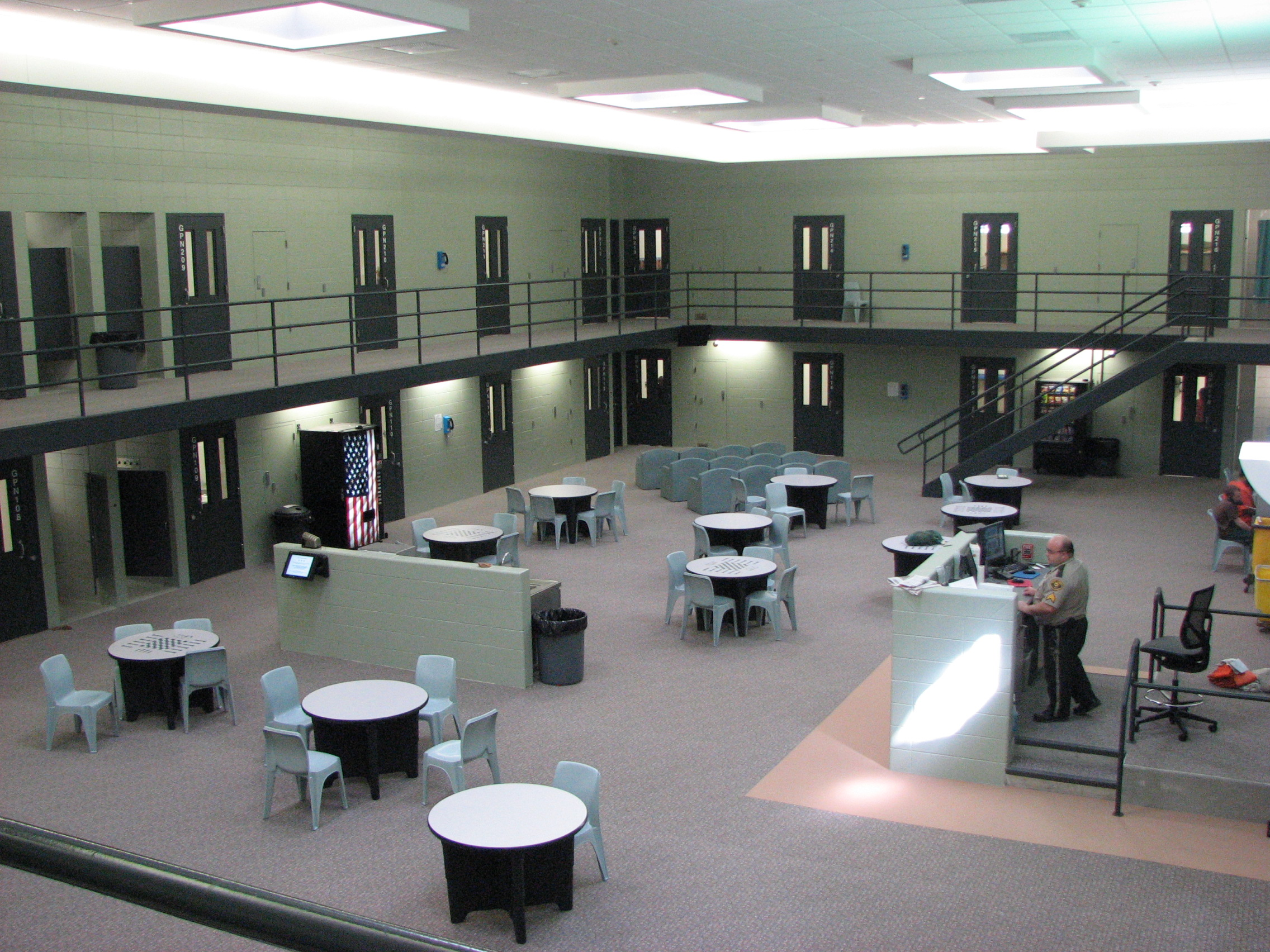scott county jail | scott county, iowa