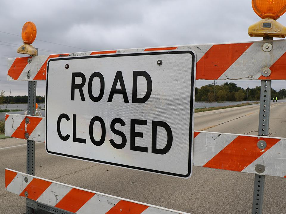 Road Closures Map Road Closures Map | Scott County, Iowa