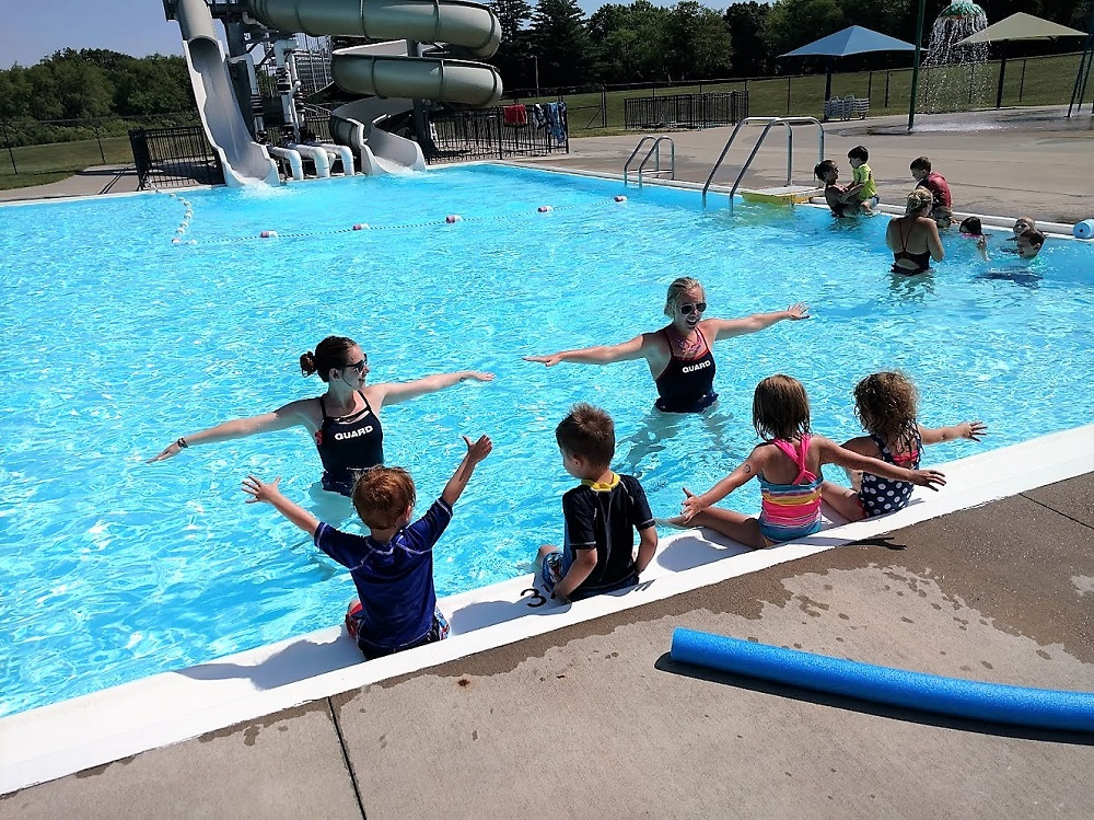 Red cross swim lessons scott county iowa - Pools on the park swimming lessons ...