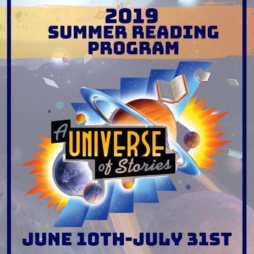 Summer Reading Program   Scott County, Iowa