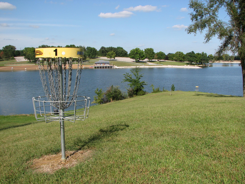 Disc Golf Course Scott County Iowa