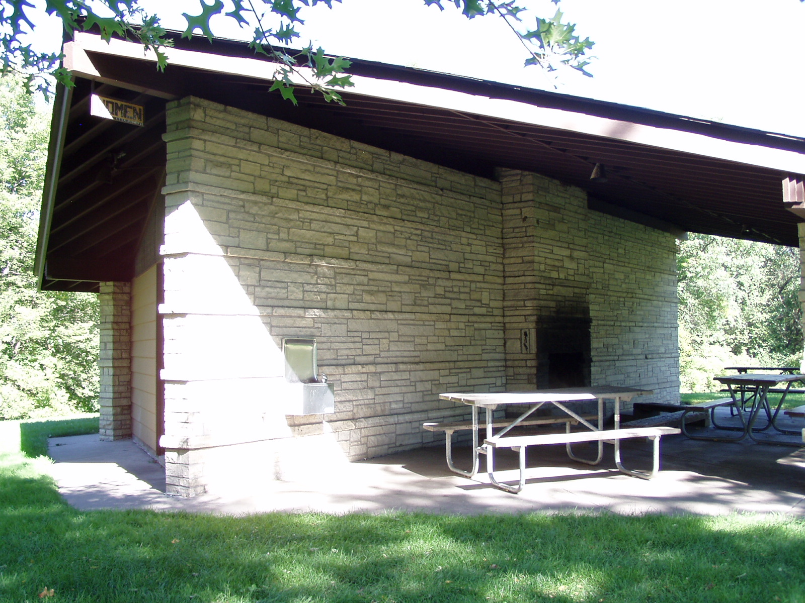 Sac-Fox Campground   Scott County, Iowa