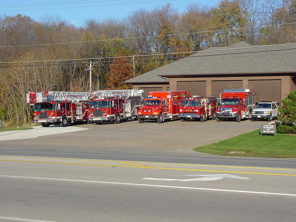 Riverdale Fire Department Scott County Iowa