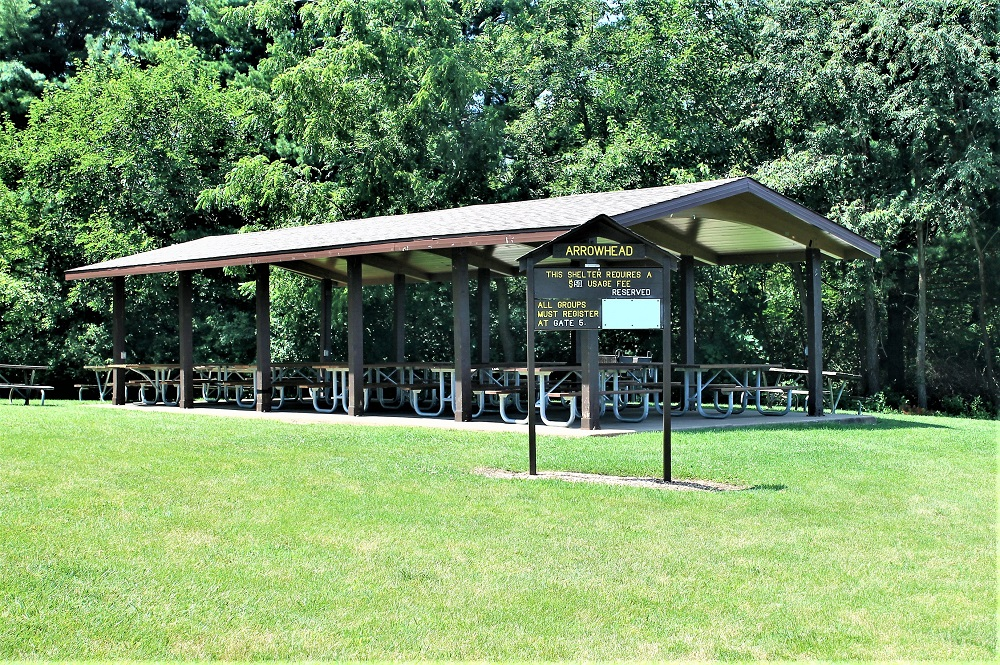 Arrowhead Shelter | Scott County, Iowa