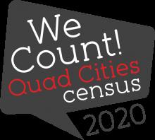 We County Quad Cities Census 2020.