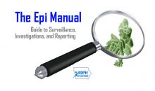 Epi manual title