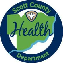 Scott County Health Department Logo.