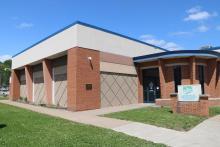 Scott County Annex Building 2017.