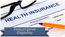 Health Insurance Application, Pencil & Glasses