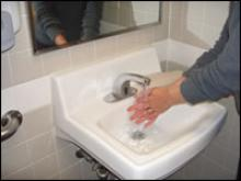 Rinse Hands