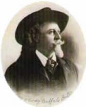 Image of Buffalo Bill Cody.