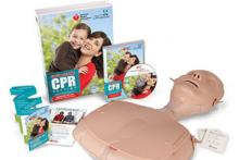 The CPR anytime kit.