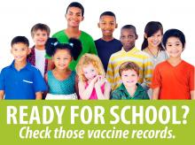 Immunizations: Ready for School?