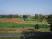 photo of golf course