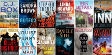 This is a picture of the book covers for the August 2019 new releases