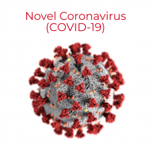 This is the COVID-19 virus
