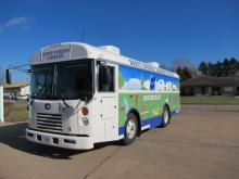 This is the bookmobile
