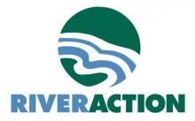 RiverAction Logo.