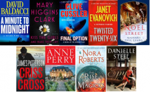 This is a picture of the book covers for the November 2019 new releases