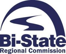 Bi-State Regional Commission logo.
