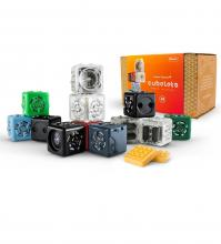 An image of Cubelets, a modular robotic toy.