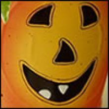 A Jack-o-lantern Face.