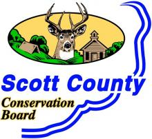 Scott County Conservation logo.