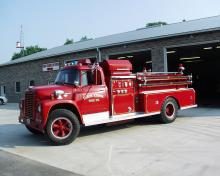 Dixon Fire Engine
