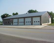 Dixon Fire Station