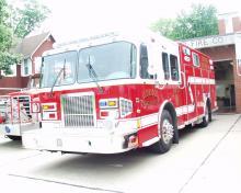 Eldridge Rescue Truck