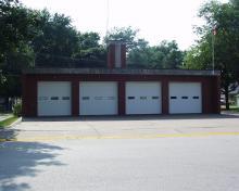 Eldridge Fire Station