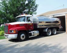 Long Grove Tanker