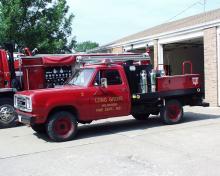 Long Grove Truck