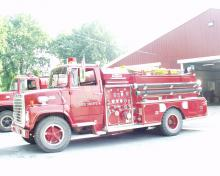 Maysville Fire Engine
