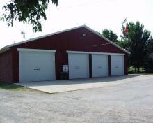 Maysville Fire Station
