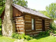 This is the Tobin Cabin.