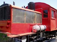 This is the locomotive.