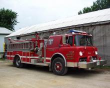 Walcott Fire Engine