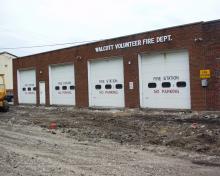 Walcott Fire Station