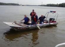 Princeton Rescue Boat