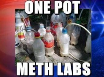 One Pot Meth Lab