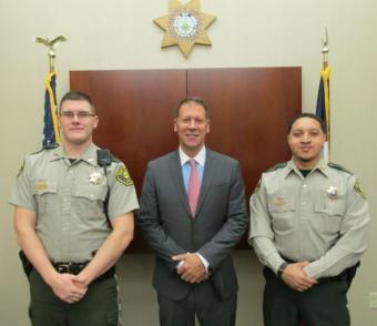 Deputy Turner, Jones