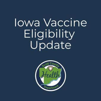 Iowa Eligibility Update
