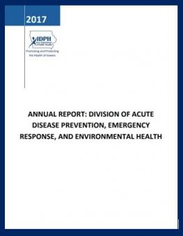 copy of ADPER & EH report cover page
