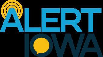 The Alert Iowa logo.