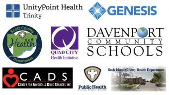 TFQC Partner Logos.